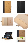 Чехол (книжка) для iPad Air RICH BOSS Executive Case (кофе / черный)
