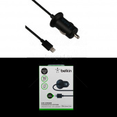 АЗУ Belkin 2,1A для Apple 8 pin BK075 (F8J075btBLK)(черный)