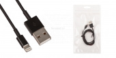 USB lightning Cable Apple iPhone 5 / Apple iPad Mini / Apple iPad (черный)